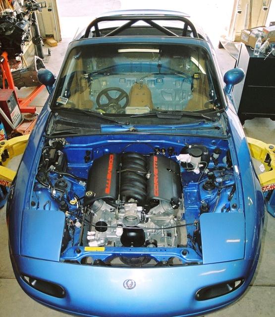 Bmw Z3 M Roadster Ls1 V8 400cv