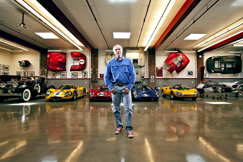 Ferrari p4 5 et p4 5 competizione page 2 auto titre for Car collector garage plans