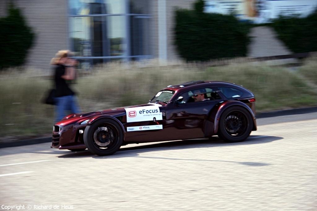 2005 Donkervoort D8. Donkervoort D8 GT coupe