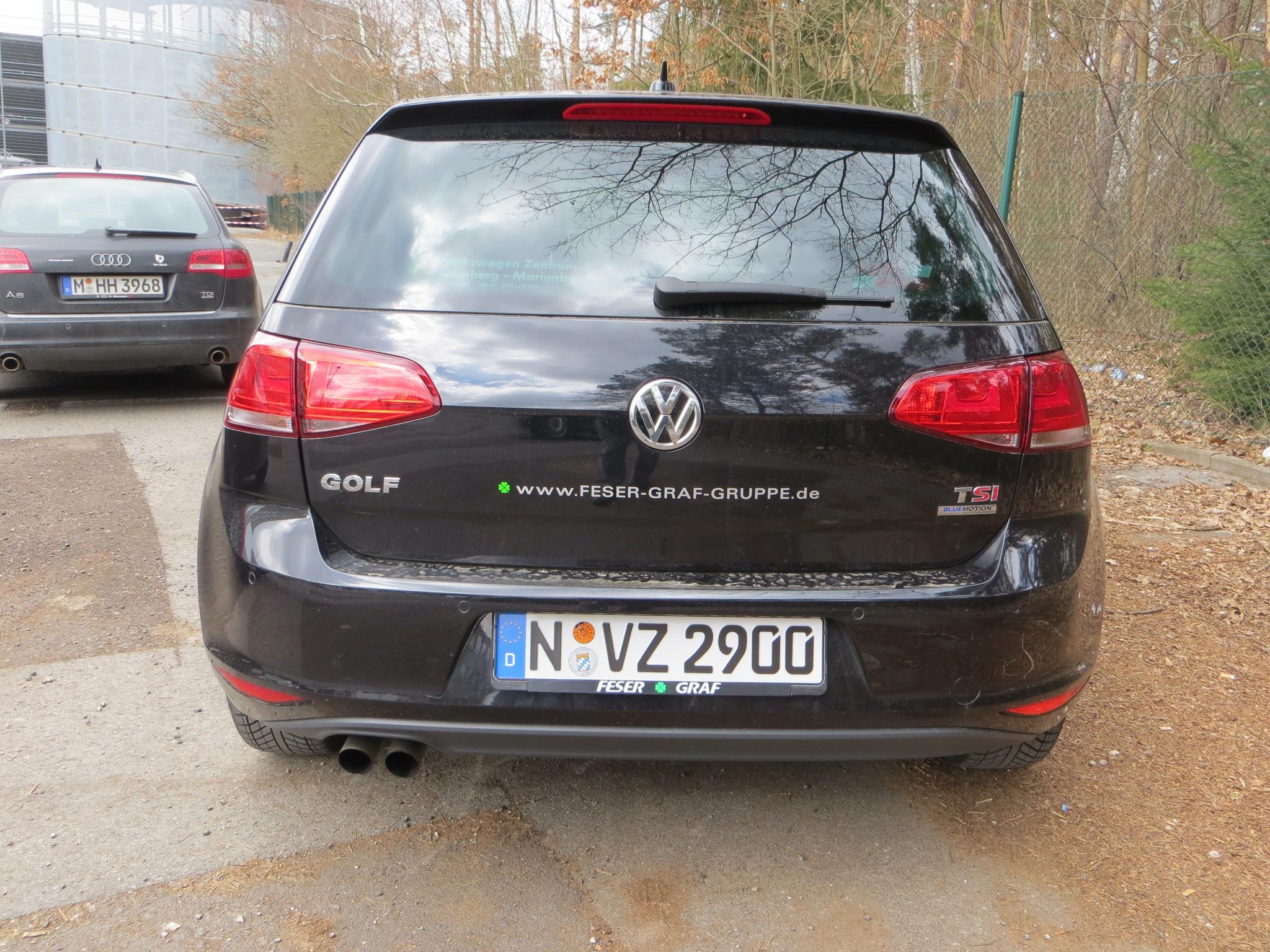 test drive rpt volkswagen golf 7 1 4 tsi 140 act bluemotion dsg7 2013 auto titre. Black Bedroom Furniture Sets. Home Design Ideas