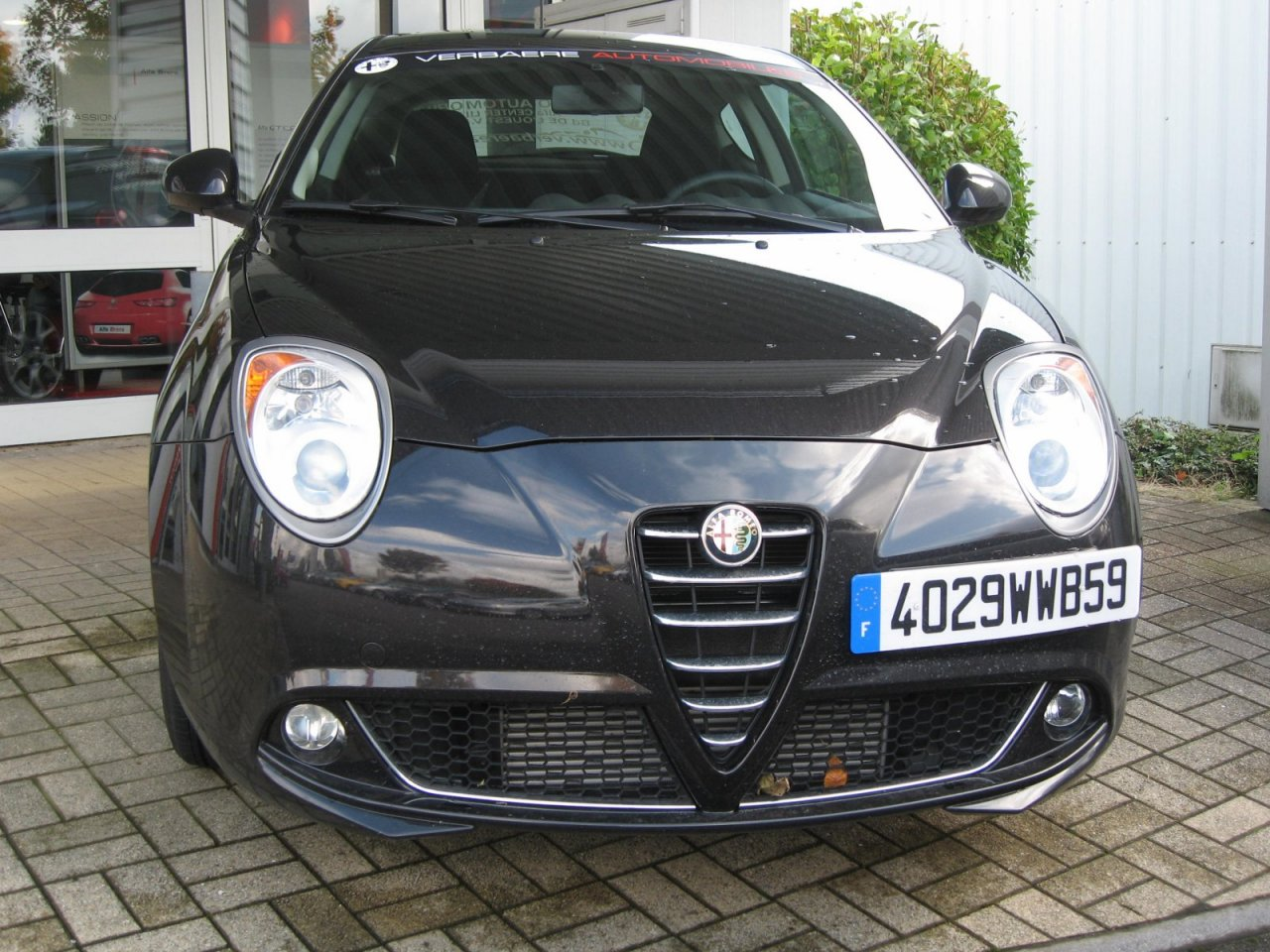 test drive rpt alfa romeo mito distinctive 1 4 t jet 155ch auto titre. Black Bedroom Furniture Sets. Home Design Ideas