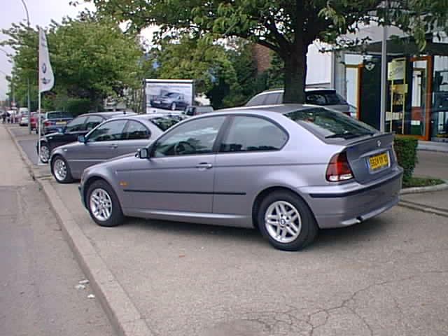 2002 BMW 318td Compact E46 related infomation,specifications - WeiLi ...