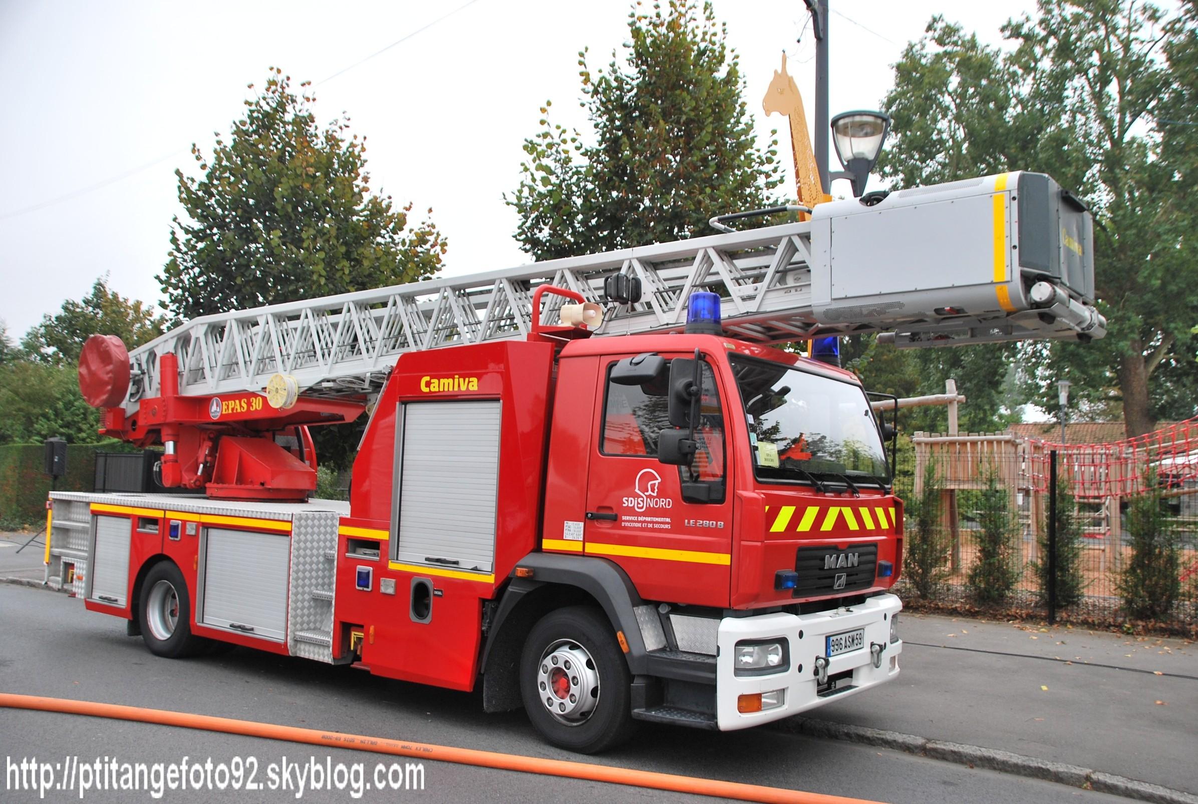 valise fak pompier