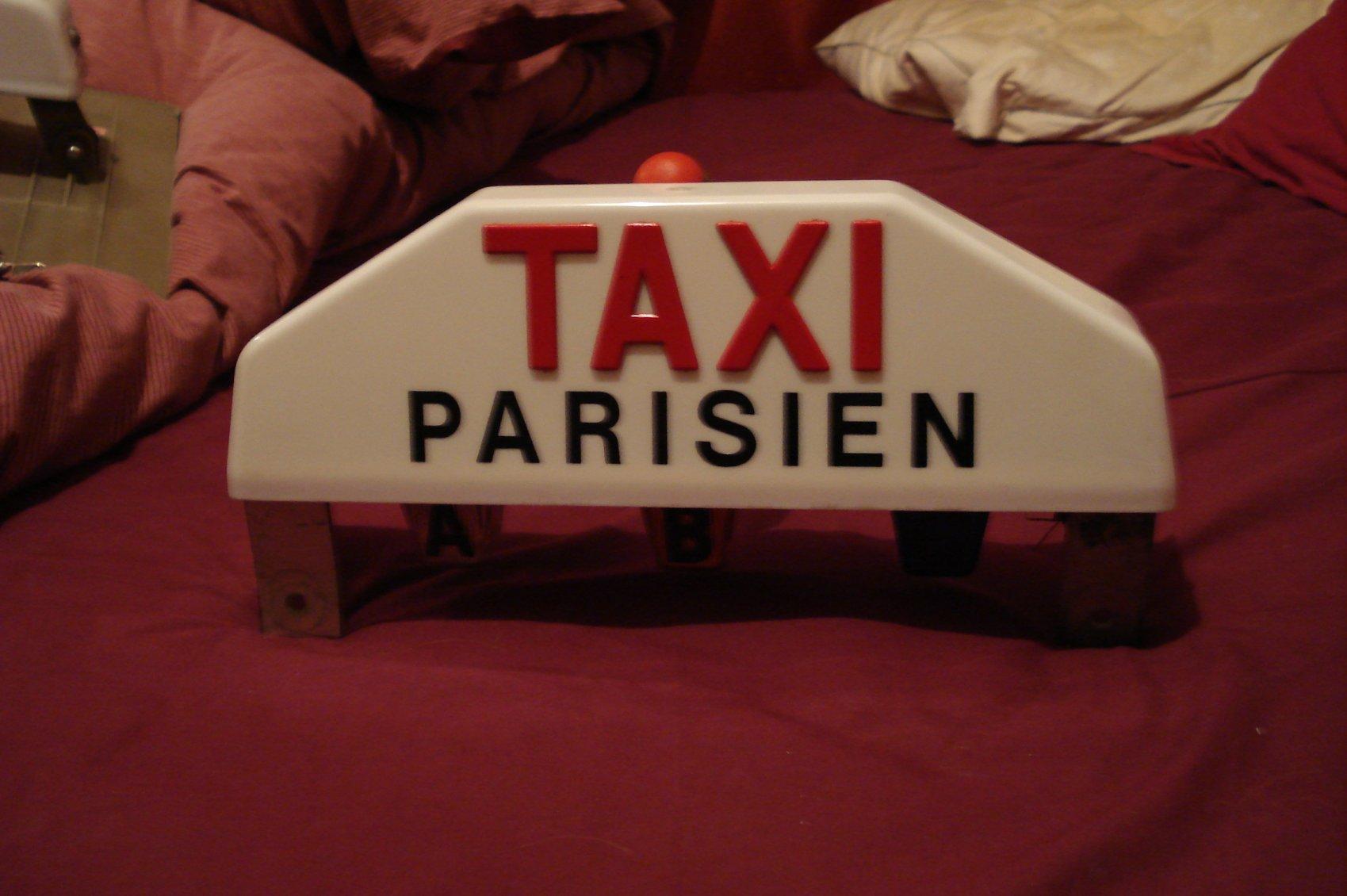 taxi parisien vtc page 8 auto titre. Black Bedroom Furniture Sets. Home Design Ideas