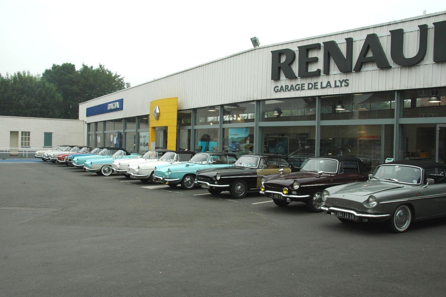 Renault floride caravelle international forum page 950 auto titre - Garage de la pilaterie wambrechies ...