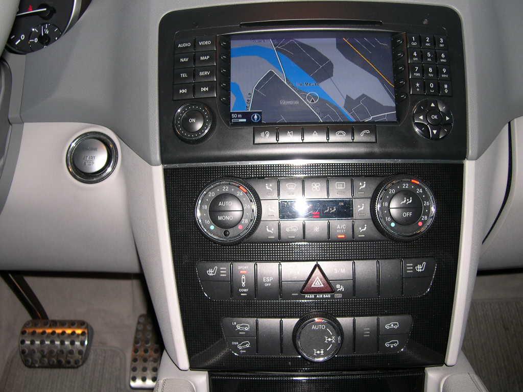 Mon nouveau ml 320 cdi pack sport auto titre for Interieur ml 2000