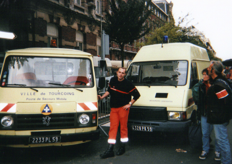 V hicules de la protection civile page 264 auto titre - Location voiture tourcoing ...