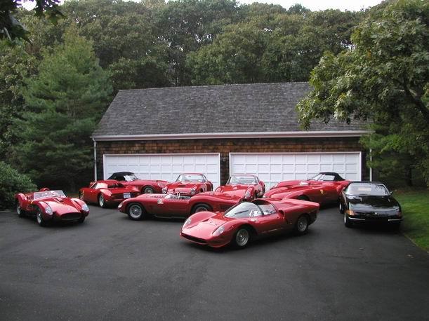 Dünyaca Ünlü ''Ralph Lauren' in Klasik Ferrari Koleksiyonu Ff362752d4