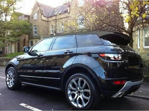 land rover range rover evoque auto titre. Black Bedroom Furniture Sets. Home Design Ideas