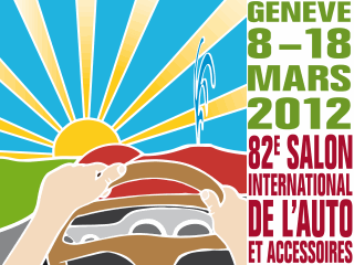 Salon automobile de Genève 2012