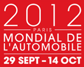 Mondial de l'automobile de Paris 2012