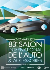 Salon automobile de Genve 2013