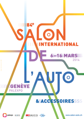 Salon automobile de Genève 2014