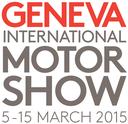 Salon auto de Genève 2015