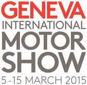Salon automobile de Genève 2015