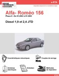 Revue Technique Alfa Romeo 156 diesel