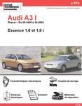 Revue Technique Audi A3 8L essence