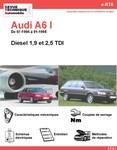 Revue Technique Audi A6 C4 diesel