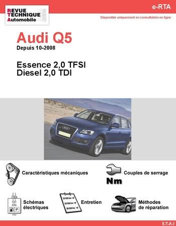 Revue Technique Audi Q5
