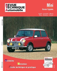 fiche technique mini mini bmc cooper 1990 1992 auto titre. Black Bedroom Furniture Sets. Home Design Ideas