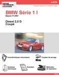 Revue Technique BMW Série 1 E82 diesel