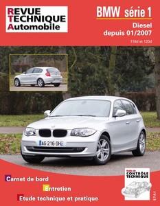 Revue Technique BMW Série 1 diesel depuis 2007