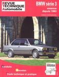 Revue Technique BMW Série 3 E30 essence