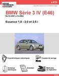 Revue Technique BMW Série 3 E46 essence