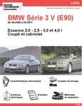 Revue Technique BMW Série 3 E92-E93 essence
