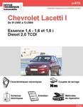 Revue Technique Chevrolet Lacetti