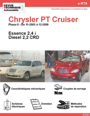 Revue Technique Chrysler PT Cruiser