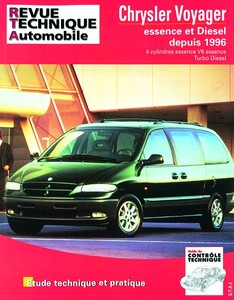 Fiabilité chrysler voyager 2.5 crd 2003