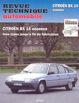 Revue Technique Citroën BX 14 essence