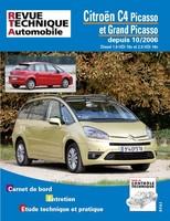 Revue Technique Citroën C4 Picasso et C4 Grand Picasso