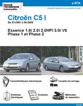 Revue Technique Citroën C5 I Essence