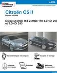 Revue Technique Citroën C5 II diesel