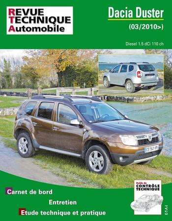 Revue Technique Dacia Duster diesel