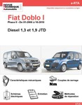 fiche technique fiat doblo auto titre. Black Bedroom Furniture Sets. Home Design Ideas