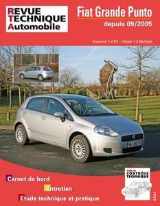 Revue Technique Fiat Grande Punto
