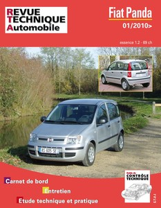 Revue Technique Fiat Panda depuis 2010
