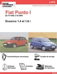 Revue Technique Fiat Punto I essence