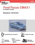 Revue Technique Ford C-Max I