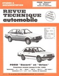 Revue Technique Ford Escort et Orion