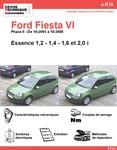 Revue Technique Ford Fiesta V essence
