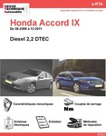 Revue Technique Honda Accord VIII diesel