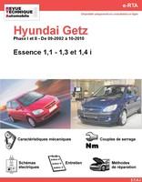 Revue Technique Hyundai Getz essence