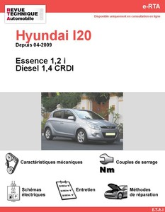 hyundai i20 auto titre. Black Bedroom Furniture Sets. Home Design Ideas