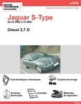 Revue Technique Jaguar S-Type diesel