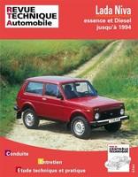 Revue Technique Lada Niva 4x4