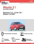 Revue Technique Mazda 2 I